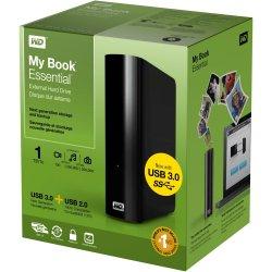 1TB Western Digital MyBook Essential für nur 64 statt € 70 !