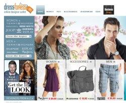 50€ Gutschein für 19€ für dress-for-less.com (Diesel, Adidas, Joop, Lagerfeld, undundund…)