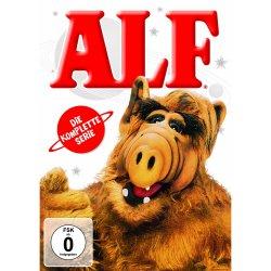 ALF – Die Komplette Serie (Fell-Box, exklusiv bei Amazon.de) für 32,97 Euro versandkostenfrei