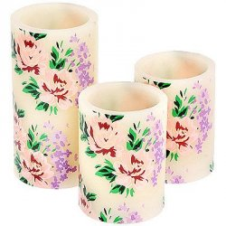 ELAMBIA flammenlose Kerzen