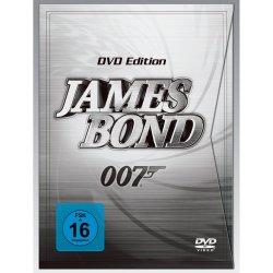 James Bond 007 DVD-Edition mit allen Filmen für 49 EUR bei Amazon. Internetpreis: 78,95 EUR