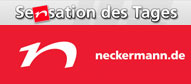 Neckermann - Sensation des Tages