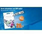 Saturn iTunes Guthabenkarte im Wert von 25€ für 20€