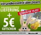 Voelkner 5€ Gutschein plus Versandkostenfrei über Ostern (Code: V57161)