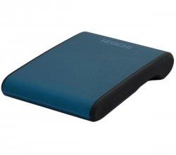 Wahnsinn Leute: Hitachi X Mobile Drive 500GB externe Mini-Festplatte für nur € 38,99