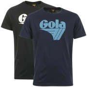 """2 Gola T-Shirts bei thehut.com für 11,84 EUR mit Gutschein """"PAY15"""" versandkostenfrei"""