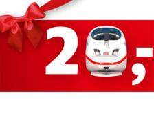 20€ Bahn Gutschein