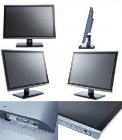 23 Zoll (58cm) TFT-Monitor für nur 99 Euro