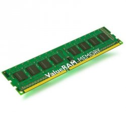 4GB Kingston ValueRAM DDR3-1333 RAM CL9 (9-9-9-27) DIMM für 34,90 € zzgl. VSK