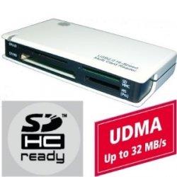52in1 UDMA Kartenleser SD-HC,CF,MS,XD – B-Ware für 2.99 EUR inkl. Versand