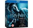 Blu-ray Deal: Harry Potter – Die Jahre 1-6 für nur 37,97 Euro inkl. Versand