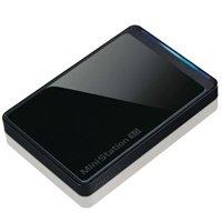 Buffalo Externe 2,5″ Festplatte – MiniStation schwarz 500GB für 39,50€