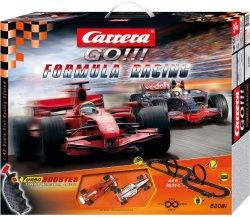 CARRERA GO!!! Formula Racing 6,2m Autorennbahn für nur 33,59 EUR, Preisvergleich: 59,95 EUR