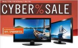 "Cyberport Cybersale am Montag: TOSHIBA 37XV733G 37"" LCD-TV für 394,89 € inkl. Versand"