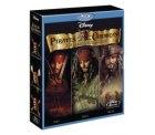 Fluch der Karibik Teil 1-3 Blu-Ray bei bol.de mit 5EUR Gutschein für 21,95 versandkostenfrei