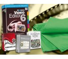 Greenscreen + Videobearbeitungs- & Konverter-Suite 2011 (PC-DVD) – Gratis!