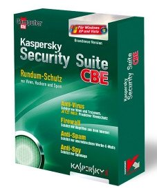 Kaspersky Security Suite CBE 11 –  1 Jahr Virenschutz für nur 2,70€