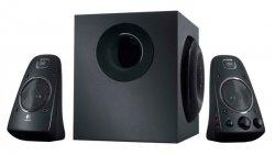 Logitech Speaker System Z623 für 95€, 2.1 Soundsystem mit 74€ Logitech Gutschein