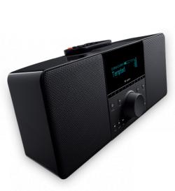 Logitech Squeezbox Boom Netzwerk-Radio für 149,99 versandkostenfrei als Blemished Box Angebot