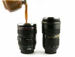 Lustiges Gadget: Canon Kaffeebecher (24-105mm) für 4,47€ inkl. Versand