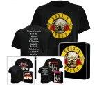 Metallica, Ramones und Guns´N´Roses – Shirts in Geschenkverpackung für je 9,99 €