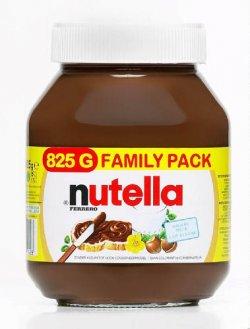 Nutella 825g Glas nur 2.22€ bei Rewe