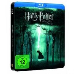 Passend zum HarryPotter 1-6 Deal: Harry Potter und die Heiligtümer des Todes (Teil 1) als Steelbook für nur 9,97 Euro