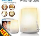 Philips Wake Up Light HF 3480 mit Dämmerungssensor & Radio 53,09 Euro