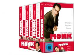 PREIS GESENKT NR. 2: Monk Season 1-7 Box nun nur noch 52€ inkl.Versand @ProMarkt