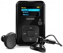 SANDISK MP3 Player mit FM-Radio Sansa Clip 2 GB nur 15,99€ inkl. Versand (Refurbished!)
