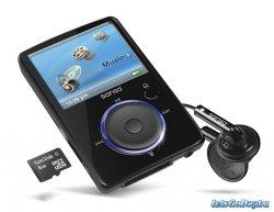 UPDATE: SanDisk Sansa Fuze MP3-/Video-Player 4GB nun für 29,95€ als B-Ware versandkostenfrei @ eBay