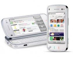 """Smartphone Nokia N97 NAVI white für 179,99 EUR mit Gutschein """"MP12PREISHIT"""" plus 5,95 Versand"""