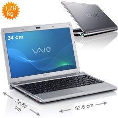 Sony Vaio VPC-Y21S1E für 449€ – 13 Zoll Subnotebook