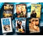 Spielfilmpaket auf 6 DVDs für 2,90€ – das entspricht 0,48€ pro DVD