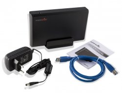 USB 3.0 Poppstar NE30 externe Festplatte ab 22,99 € (VSK-frei) + 10€ Gutschein!