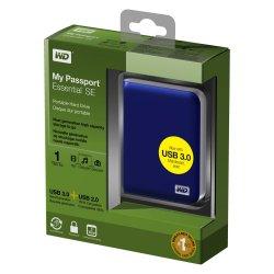 Western Digital WDBACX0010BBL 1TB externe Festplatte 6,4 cm (2,5 Zoll) USB 3.0 für 79,00€ statt 119,00€