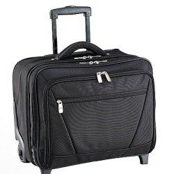 """XL Business Notebook Trolley Koffer Tasche für 17"""" Laptops für € 22,90"""