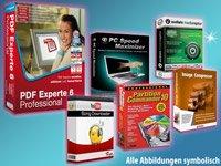 0,00 statt € 456,48 Riesiges GRATIS-Paket auf 3 DVDs mit PC-Software & 5 Stunden Filmspaß