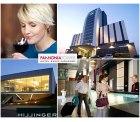 111 statt 357 Euro für 4 Tage WIEN/ 2 Pers. im eleganten Pannonia Tower Hotel****