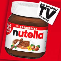 41% billiger Nutella (400g ) für nur 1,11€ bei Penny — ab heute