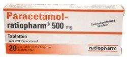 5-Euro-Gutscheine für die Europa Apotheek ohne MBW, z. B. Paracetamol-Tabletten (500 mg) gratis