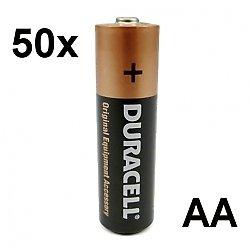 50er Karton DURACELL OEA Alkaline Batterie MN1500 AA für 11,89 € inkl. Versand