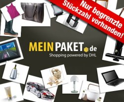 60€ Meinpaket Gutschein für 29,99€