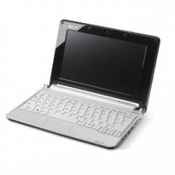Acer Aspire One A150 BGW WHITE Netbook nur 155,55€ inkl. Versand (generalüberholt)