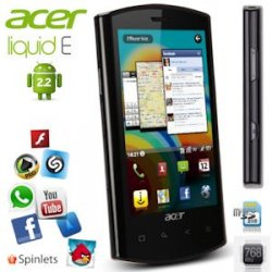 Acer Liquid E Smartphone für nur 145,90€ inkl. Versand