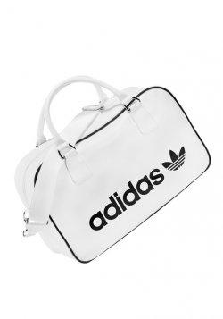 ADIDAS Adicolor Holdall ll Sporttasche weiss für 34,99 € statt 44,99 € im Vergleich!