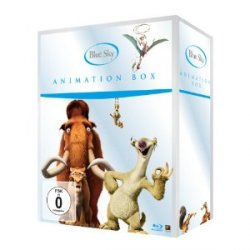 Animation Box [Blu-ray] mit 5 Animationsfilmen für 29,99€ versandkostenfrei @ Amazon