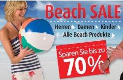 Beach-Sale bei MandMdirect.de bis 70% Rabatt + Gutschein