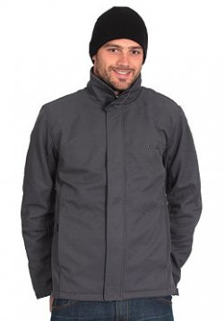 BENCH Mens Celsius Jacket ebony BMK 1088 für 33,85€ bei Planet-Sports für Neukunden