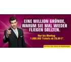 Bis Montag: 1.000.000 Tickets ab 29,99 €* bei germanwings